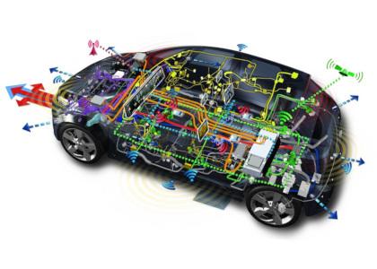 Специалисты института нашли способ защитить электронику в автомобиле от хакерских атак