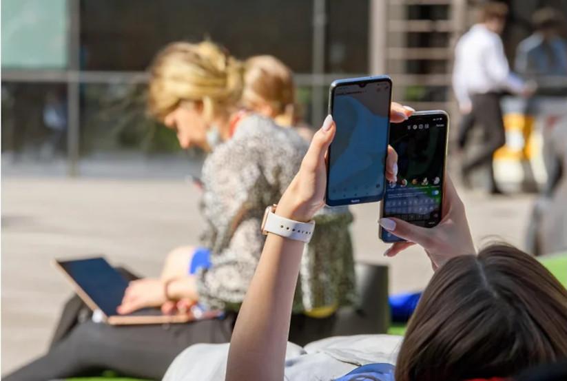 Быть мобильным